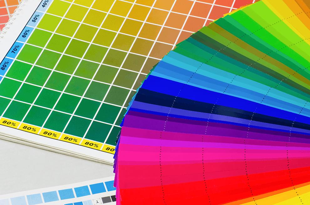Styles de couleurs